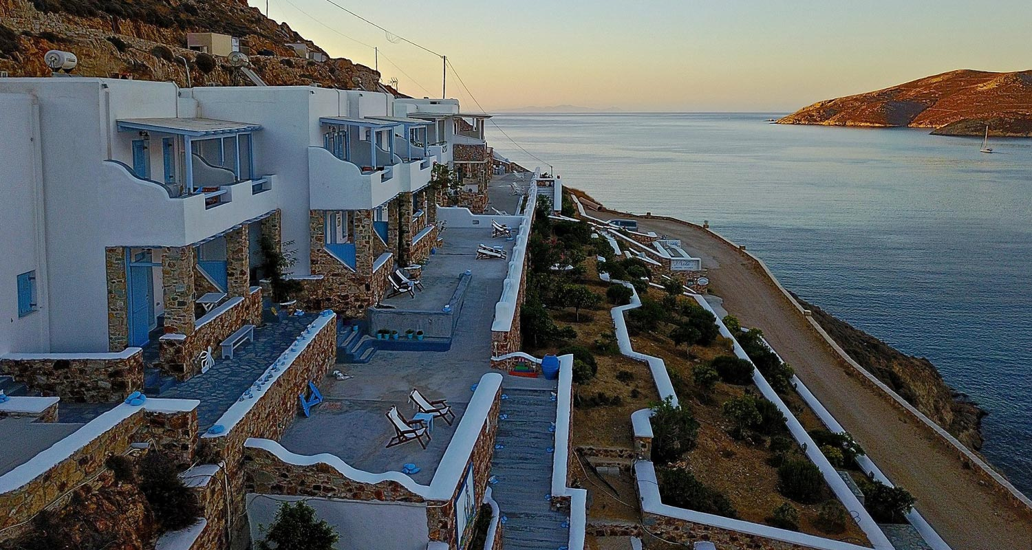 Amfitriti studios at Livadi of Serifos