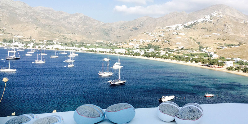 Livadi beach at Serifos